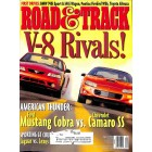 Road & Track Magazine, April 1999