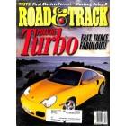 Road & Track Magazine, April 2000