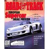 Cover Print of Road and Track, April 2001