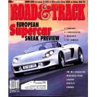 Road & Track Magazine, April 2001