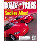 Road & Track Magazine, April 2003