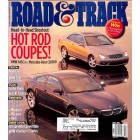 Road & Track Magazine, April 2004