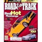 Cover Print of Road and Track, April 2005
