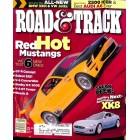 Road & Track Magazine, April 2005