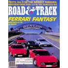 Road & Track Magazine, August 1986