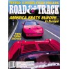 Cover Print of Road and Track, August 1987