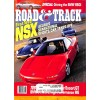 Road and Track, August 1990