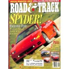 Road and Track, August 1995