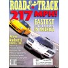 Road and Track, August 1998