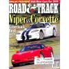 Cover Print of Road and Track, August 1999