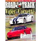 Road & Track Magazine, August 1999