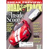 Cover Print of Road and Track, August 2000