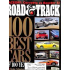 Road & Track Magazine, August 2000