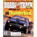 Road & Track Magazine, August 2001