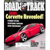 Cover Print of Road and Track, August 2002