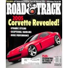 Road & Track Magazine, August 2002