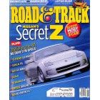 Road & Track Magazine, August 2004