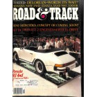 Road and Track, December 1981