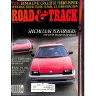 Road and Track, December 1983