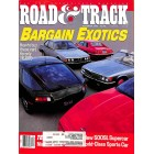 Road and Track, December 1989