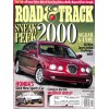 Cover Print of Road and Track, December 1998