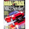Cover Print of Road and Track, December 1999