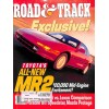 Cover Print of Road and Track, February 1990