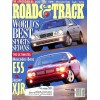 Cover Print of Road and Track, February 1999