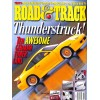 Cover Print of Road & Track Magazine, February 2000