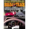 Cover Print of Road and Track, January 1984