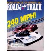 Cover Print of Road and Track, January 1987