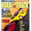 Cover Print of Road and Track, January 2001