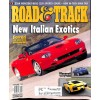Cover Print of Road and Track, January 2002
