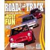 Cover Print of Road & Track Magazine, January 2003