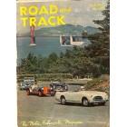 Road and Track, July 1952