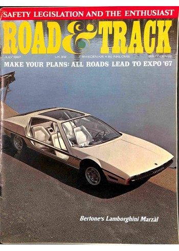 Road and Track, July 1967