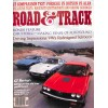 Road and Track, July 1981