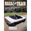 Cover Print of Road and Track, July 1984
