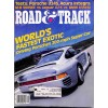 Cover Print of Road and Track, July 1986