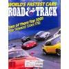 Cover Print of Road and Track, July 1987
