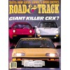 Cover Print of Road and Track, July 1988