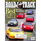 Cover Print of Road and Track, July 1998