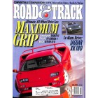 Cover Print of Road and Track, July 1999