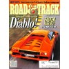 Cover Print of Road and Track, July 2000