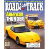 Cover Print of Road and Track, June 2001