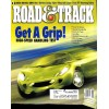 Cover Print of Road and Track, June 2002