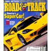 Cover Print of Road and Track, June 2003