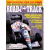 Cover Print of Road and Track, March 1987