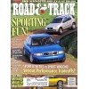 Cover Print of Road and Track, March 1998