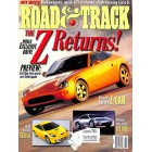 Road and Track, March 1999